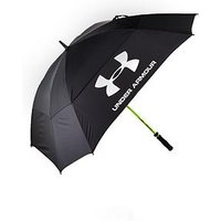 Product photograph showing Under Armour Golf Umbrella - Black