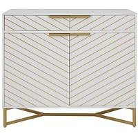 Product photograph showing Chevron Sideboard