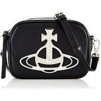 Vivienne Westwood Anna Camera Bag - Black
