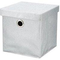 Product photograph showing Folding Glitter Storage Box
