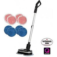 Aircraft Powerglide Cordless Hard Floor Cleaner With Extra Pads