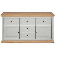 Product photograph showing New Burford Large Sideboard