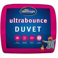 Product photograph showing Silentnight Ultrabounce 10 5 Tog Double Duvet