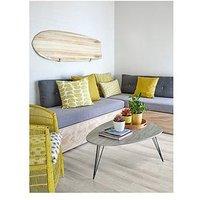 Product photograph showing Kahrs Oak Milford Luxury Vinyl Tile 43 33 Per M2