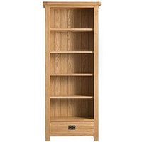 Product photograph showing K-interiors Alana Ready Assembled Bookcase