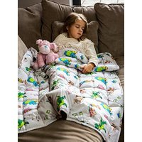 Product photograph showing Rest Easy Sleep Better Disney Toy Story Weighted Blanket Ndash 2 Kg Ndash 90 X 120 Cm