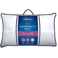 Product photograph showing Silentnight The Luxury Collection Supremely Full Pillow