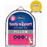 Product photograph showing Silentnight Body Support Full Body Size Pillow