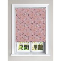 Product photograph showing Floral Printed Roller Blind