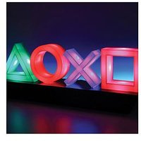 Product photograph showing Playstation Icons Light
