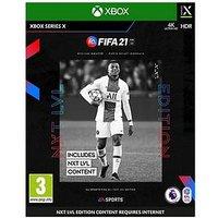 Xbox Series X Fifa 21: Nxt Lvl Edition