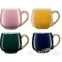 Product photograph showing Waterside Set Of 4 Harlem Mugs