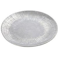 Product photograph showing Premier Housewares Embra Round Ceramic Plate