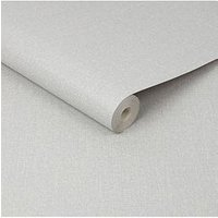 Product photograph showing Superfresco Rhea Grey Wallpaper
