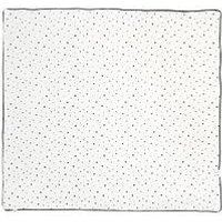 Product photograph showing Mamas Papas Quilt - Cotbed Cot - Starry Skies