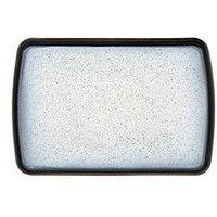 Product photograph showing Denby Halo Rectangular Platter
