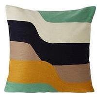 Product photograph showing Premier Housewares Bosie Ozella Jade Cushion