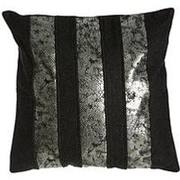 Product photograph showing Premier Housewares Kensington Townhouse Crush Cushion