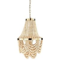 Product photograph showing Large Miller Chandelier