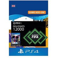 Playstation 4 Fifa 21: Ultimate TeamandTrade; 12000 Points -