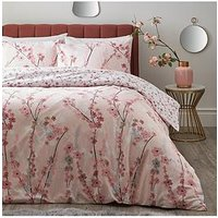 Product photograph showing Spring Blossom Duvet Cover Set