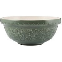 Product photograph showing Mason Cash In The Forest 26 Cm Owl Embossed Mixing Bowl