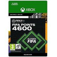 Xbox Fifa 21: Ultimate TeamandTrade; 4600 Points - Digital