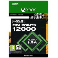 Xbox Fifa 21: Ultimate TeamandTrade; 12000 Points - Digital Download