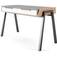 Product photograph showing Alphason Geneva Desk