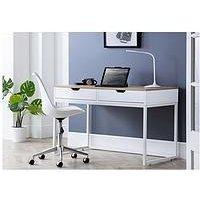 Product photograph showing Julian Bowen California Desk