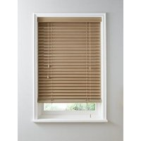 Product photograph showing Made To Measure 50mm Wooden Venetian Blinds - Nordic