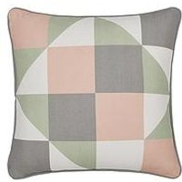Product photograph showing Modern Living Geo Cushion