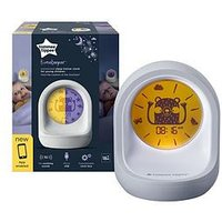 Product photograph showing Tommee Tippee Connected Sleep Trainer Clock