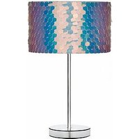 Product photograph showing Mermaid Table Lamp