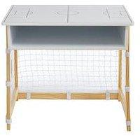 Product photograph showing Lloyd Pascal Scandi Kids Football Desk