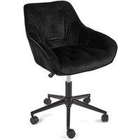Product photograph showing Harley Office Chair - Black