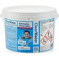 Product photograph showing Clearwater Clearwater 5kg - 20g Multi Tabs