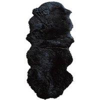 Genuine Sheepskin Wool Rug - Double