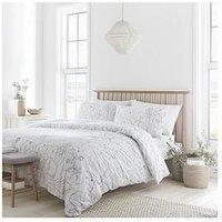 Product photograph showing Drift Home Joanna Duvet Cover Set