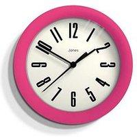 Product photograph showing Jones Clocks Hot Tub Wall Clock