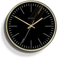 Product photograph showing Jones Clocks Penny Wall Clock