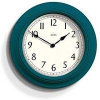 Product photograph showing Jones Clocks Supper Club Wall Clock