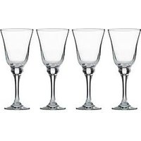 Product photograph showing Ravenhead Avalon Set Of 4 Red Wine Glasses