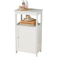 Product photograph showing Premier Housewares Orchard Bathroom Floor Cabinet