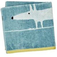 Product photograph showing Scion Mr Fox Hand Towel Marine