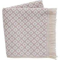 Product photograph showing Murmur Pippa Towel Range - Heather