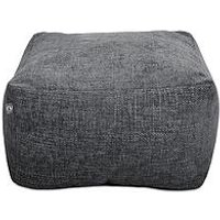 Product photograph showing Rucomfy Weave Ottoman