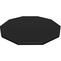Product photograph showing Bestway 12ft Fast Set Pool Cover