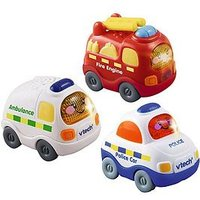 Vtech Toot Toot Rescue Driver Set