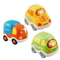 Vtech Toot Toot Driver 3 Vehicle Set